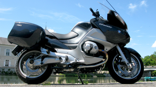 2010 Bmw R1200rt Review